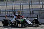 F1 | カラム・アイロット(アルファロメオ)