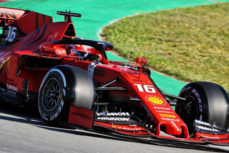 F1 | 【フォトギャラリー】F1バルセロナテスト初日