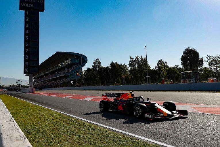 F1 | ホンダ副TD「レッドブル&トロロッソが100周以上走行。短期・長期的プログラムをこなし生産的な一日に」:バルセロナテスト初日