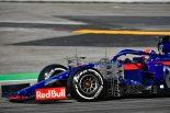F1 | トロロッソ・ホンダのクビアトが二強に続く3番手「完璧な仕事ができた。新しいアイデアを今後に役立てたい」:F1バルセロナテスト初日