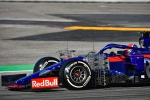 F1   トロロッソ・ホンダのクビアトが二強に続く3番手「完璧な仕事ができた。新しいアイデアを今後に役立てたい」:F1バルセロナテスト初日