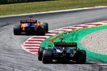 F1 | リカルド、F1スペインGPでポイントを逃したことに苛立ち。「12位を目指すようなマシンではない」