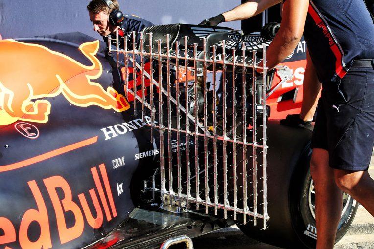 F1 | 【フォトギャラリー】F1バルセロナテスト2日目