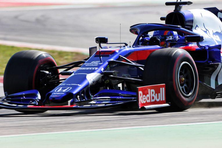 F1   【F1バルセロナテスト2日目・午前タイム結果】マグヌッセンがトップ、トロロッソ・ホンダのアルボンは3番手