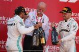 F1 | 2019年F1第5戦スペインGP ルイス・ハミルトン, バルテリ・ボッタス(メルセデス), ディーター・ツェッチェ(ダイムラーCEO)