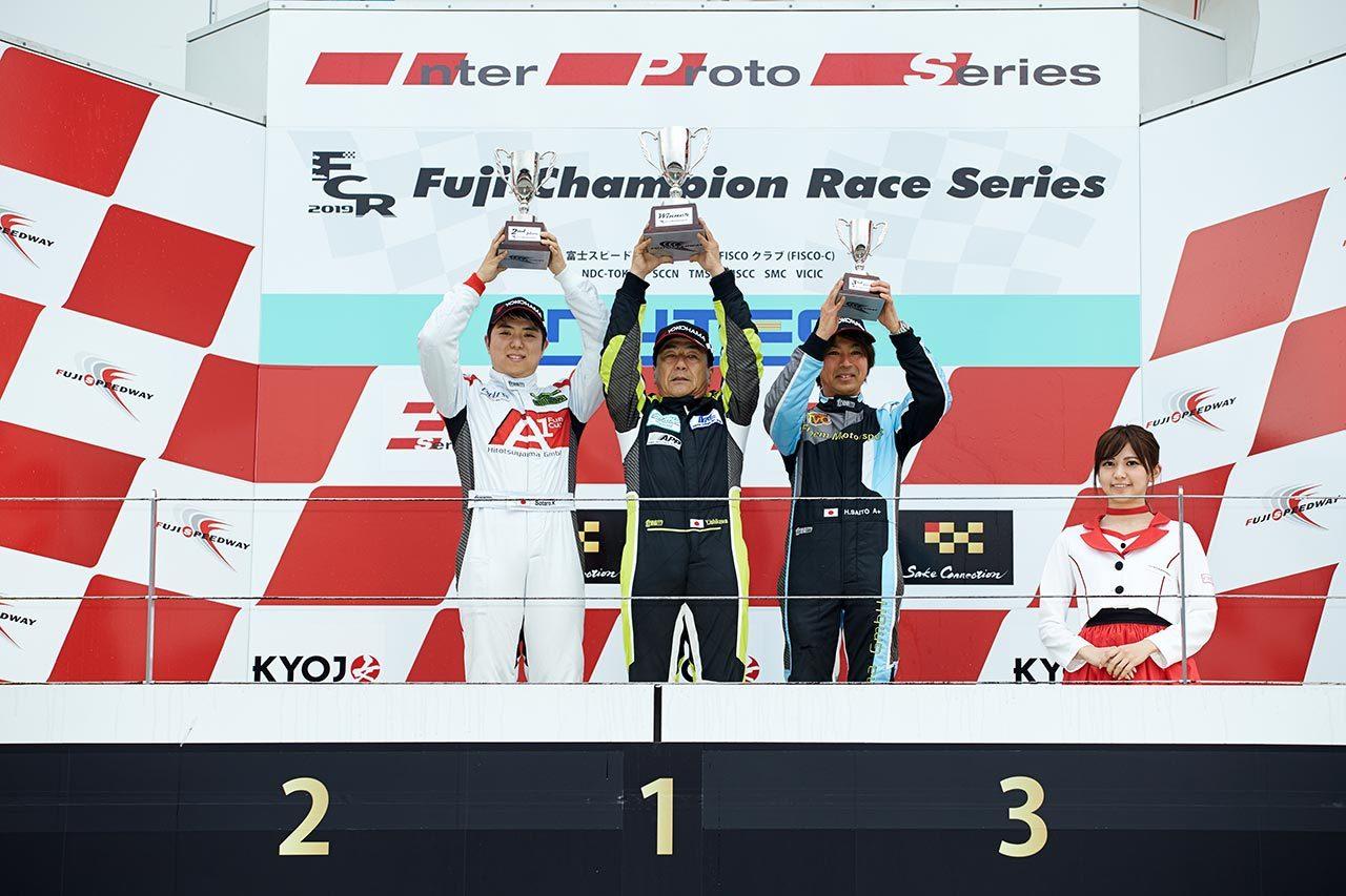 Hitotsuyama GmbH 2019富士チャンピオンレースシリーズ Audi A1 Fun Cup第1戦レポート