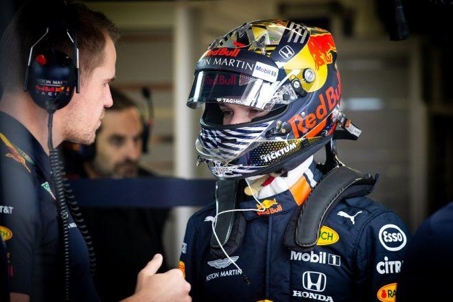 2019年F1バルセロナ・インシーズンテスト2日目 ダニエル・ティクトゥム(レッドブル・ホンダ)
