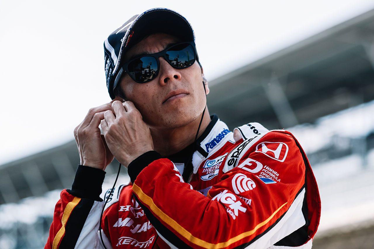 第103回インディ500デイ2:アロンソが最初の壁の餌食に。トップはニューガーデン。琢磨はレースセットアップに専念
