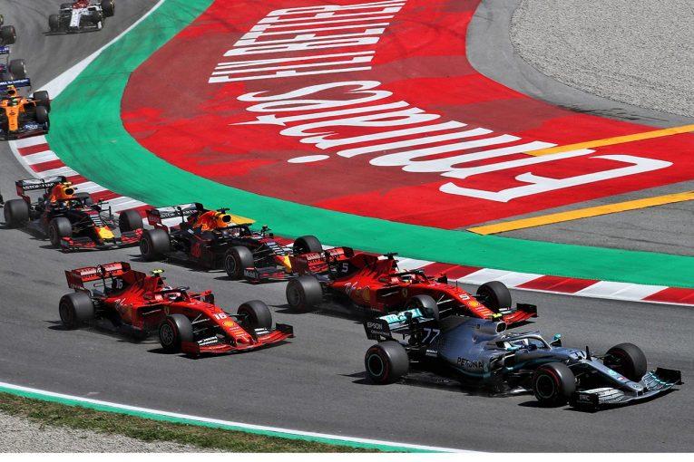 F1 | F1モナコGPのタイヤ選択が発表。フェラーリ&レッドブル・ホンダはソフトを最多の11セット選択