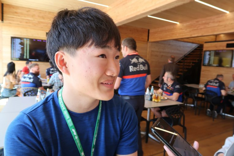 海外レース他 | FIA-F3:角田裕毅、開幕戦で入賞。タイヤの理解は進むも、「アンダーステア解決の糸口が見えない」