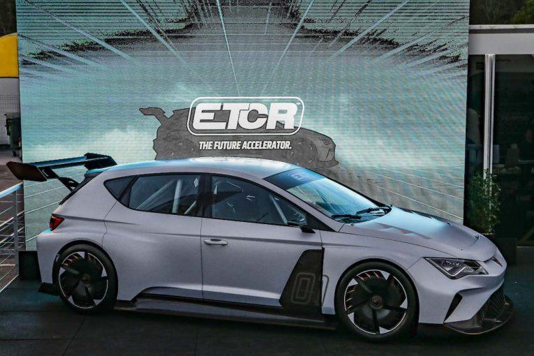 海外レース他 | ウイリアムズ・アドバンスド・エンジニアリングがEVレース『ETCR』と協力。バッテリーなど供給