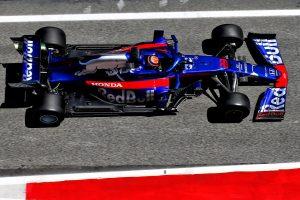 F1   トロロッソ・ホンダのアルボンが2番手タイム「アップデートについての理解を深めることができた」:F1バルセロナテスト2日目