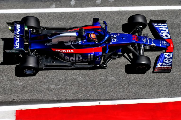F1 | トロロッソ・ホンダのアルボンが2番手タイム「アップデートについての理解を深めることができた」:F1バルセロナテスト2日目