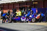2019年F1バルセロナ・インシーズンテスト2日目 アレクサンダー・アルボン(トロロッソ・ホンダ)