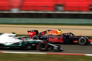 F1 | レッドブルのガスリーとメルセデスのボッタス