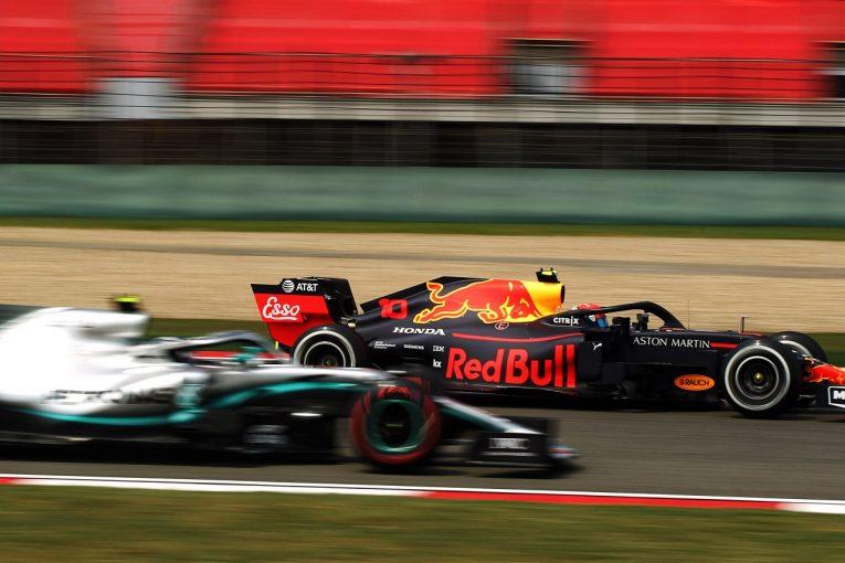 F1 | レッドブル代表、メルセデスの強さに脱帽も「いつかは倒せる。今はそのための準備を整えたい」
