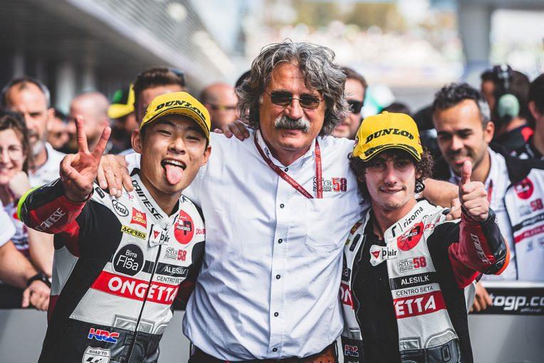 MotoGP | MotoGP第4戦で2位表彰台獲得の日本人Moto3ライダー鈴木竜生。初優勝はもう間もなく
