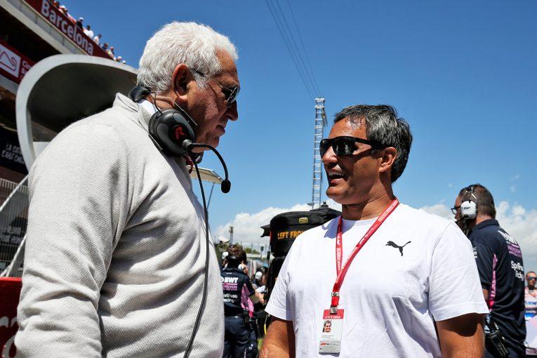 F1 | ストロール、元F1ドライバーのモントーヤをメンタルサポート役に任命か。チーム側は推測を否定
