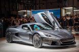 海外レース他   韓国2大巨頭のヒュンダイとキアが、EVハイパーカー企業『リマック』に共同出資