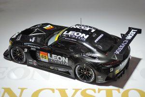 スーパーGT | タミヤからLEON CVSTOS AMGがプラモデル化。7月に発売へ