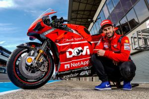 MotoGP | アンドレア・ドヴィツィオーゾ/ドゥカティ・チーム