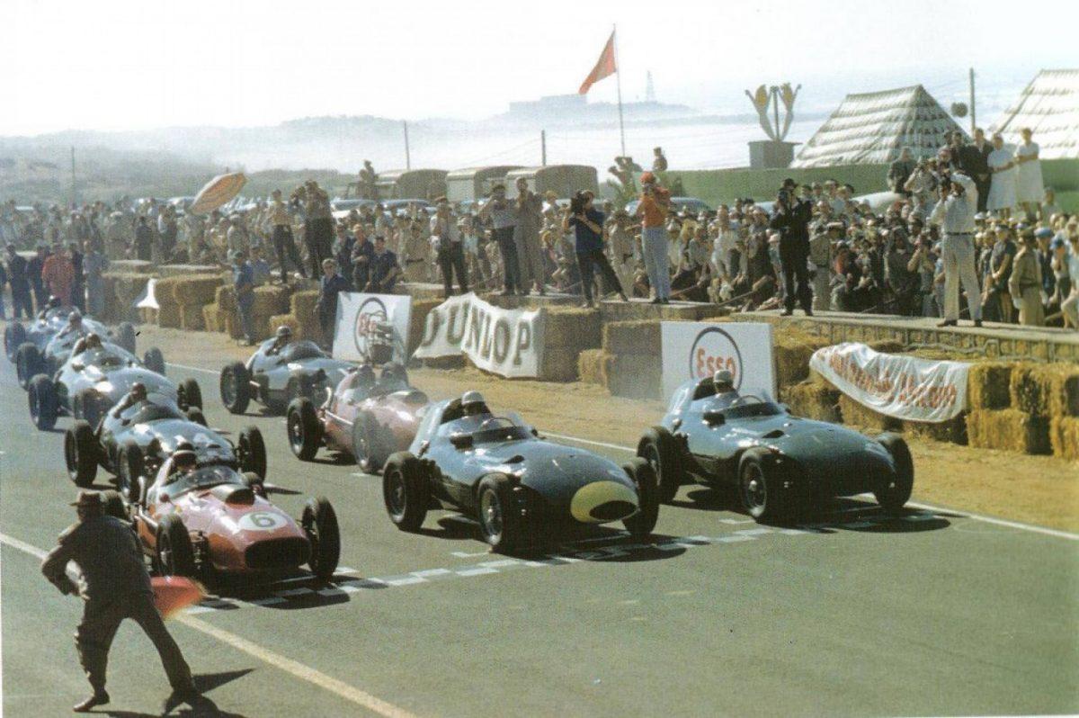 1958年 F1モロッコGP
