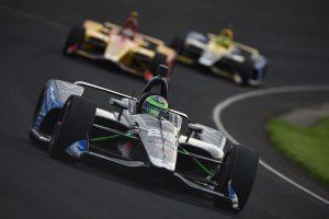 海外レース他 | 琢磨、好調持続、首位はデイリー【順位結果】第103回インディ500プラクティス走行4日目/ファストフライデー