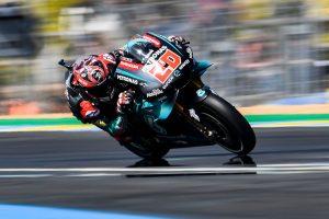 MotoGP | ルーキー、クアルタラロがトップタイム/【タイム結果】2019MotoGP第5戦フランスGPフリー走行1回目