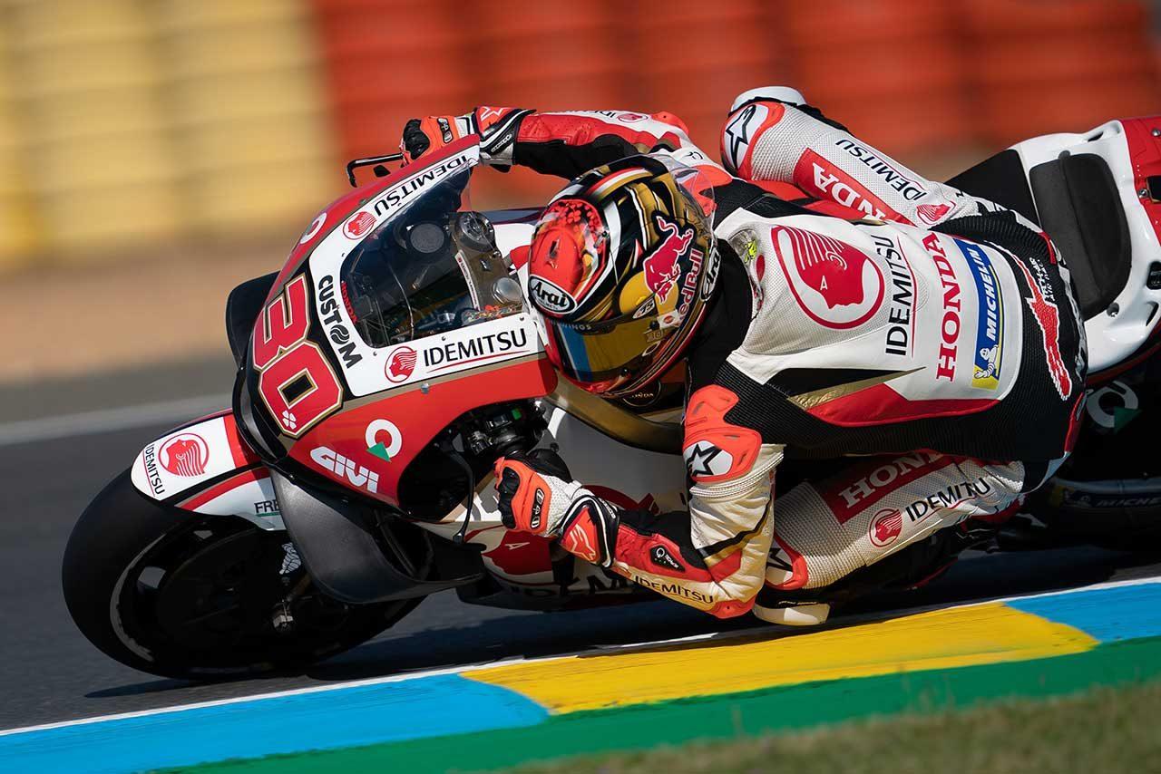MotoGPフランスGP、ビニャーレスが初日トップタイム。母国GPのクアルタラロは勢い衰えず3番手