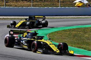 F1 | 2019年F1スペインGPでのヒュルケンベルグとリカルド