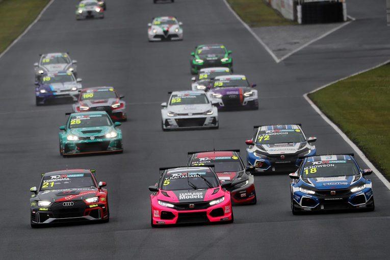 国内レース他 | 初開催のTCRジャパンシリーズ参戦ドライバーたちの感想は「楽しい!」。2クラス制も好評