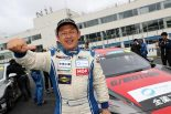 TCRジャパンシリーズ第1戦オートポリスのサンデーシリーズでジェントルマンクラスを制した塩谷烈州