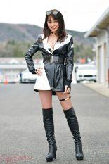 レースクイーン | 青山明日香(LEON RACING LADY)