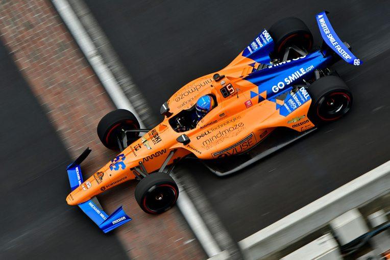 海外レース他 | 第103回インディ500ラストロウシュートアウト:アロンソ、最後のグリッドを獲得できず予選落ちが決定
