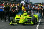 海外レース他 | 第103回インディ500ファストナインシュートアウト:勢いに乗るパジェノーがポールポジションを獲得