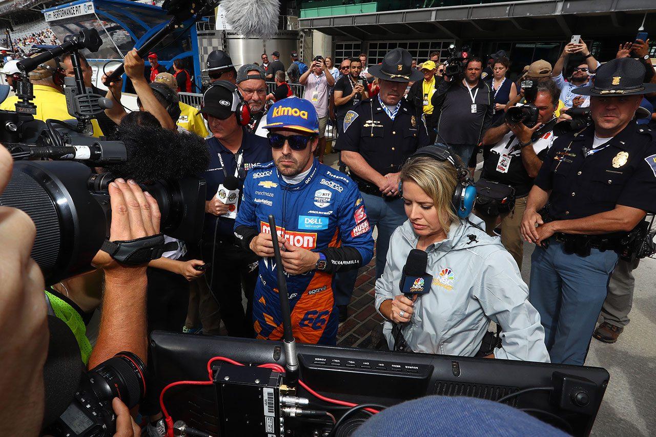 アロンソ密着インディ500:わずかな差で予選落ちに「今すぐ約束できないけれど、ここに戻って勝ちたい」