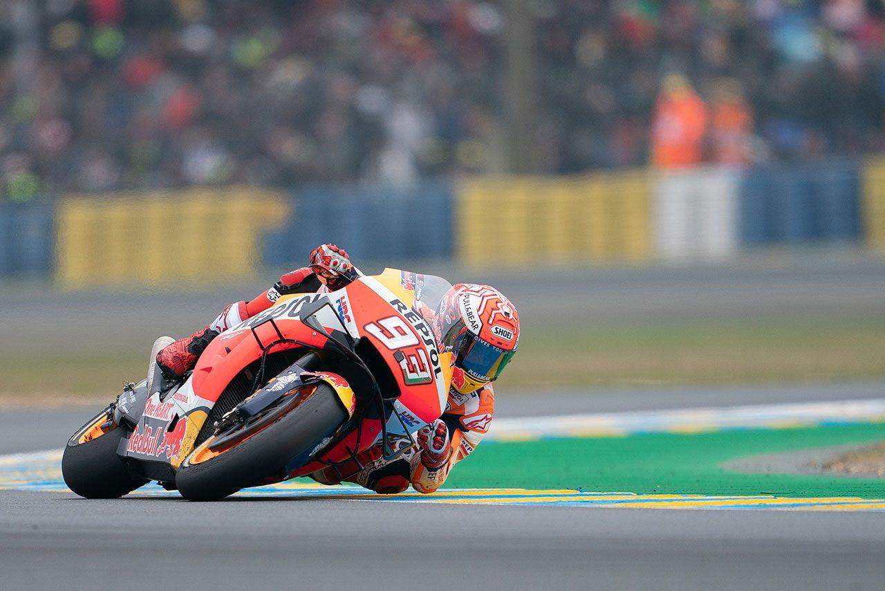 マルケスがポール・トゥ・ウインで今季3勝目/【順位結果】2019MotoGP第5戦フランスGP MotoGPクラス決勝