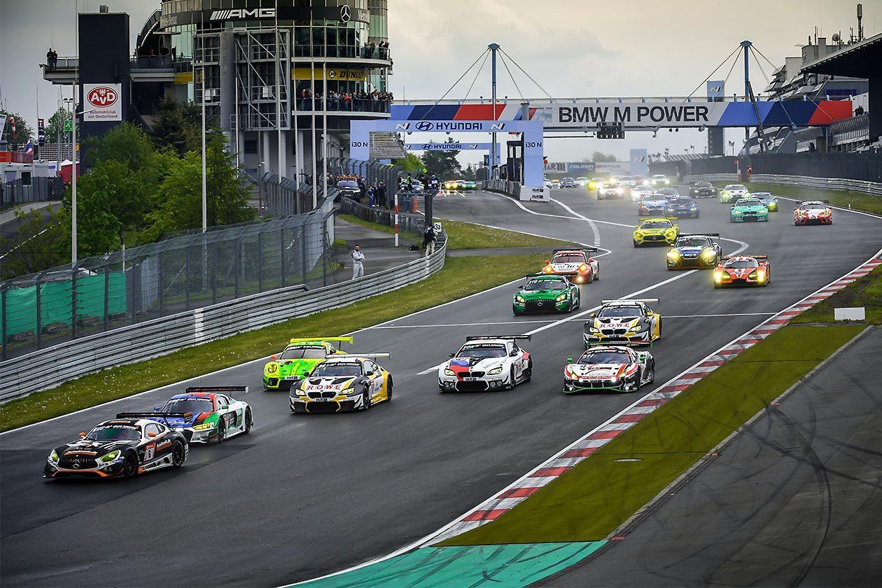 ニュル24時間予選レース:ワーケンホルストのBMWが優勝。日本勢も上位フィニッシュを果たす