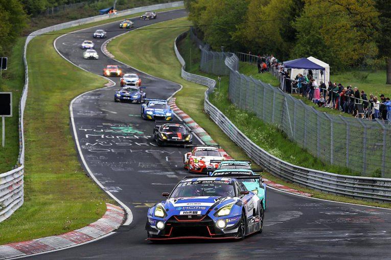海外レース他 | ニュル24時間予選レース:ワーケンホルストのBMWが優勝。日本勢も上位フィニッシュを果たす