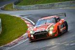 KONDO RacingのニッサンGT-RニスモGT3は17位でフィニッシュしてみせた。