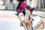 参戦4戦目、ポールポジション最年少記録を更新したシェルドン・ファン・デル・リンデ