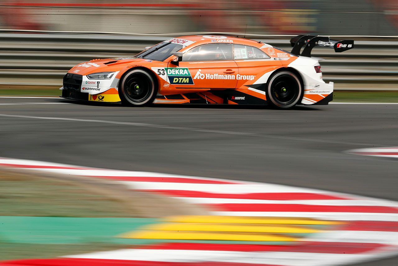 DTM第2戦ゾルダー:ウインorナッシング。前日リタイアのラストがレース2を制し今季2勝目