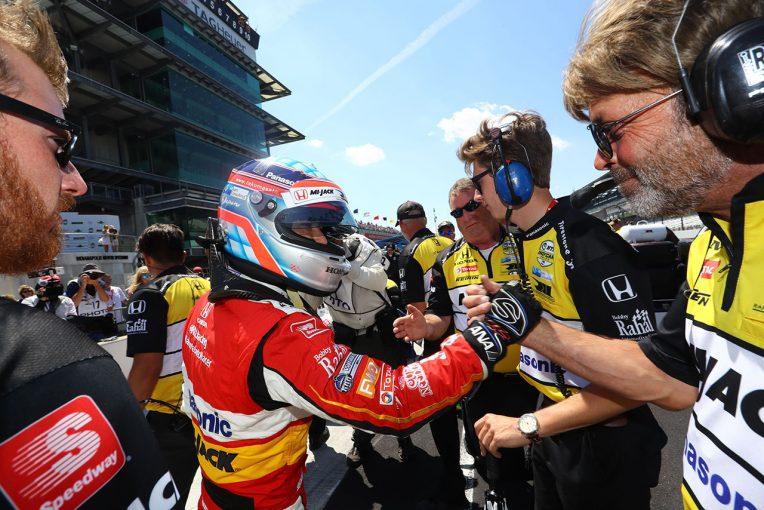海外レース他 | 予選14番手から10度目のインディ500に挑む琢磨「レース後半で良い車になるように仕上げたい」