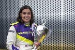 F1 | Wシリーズ開幕戦ウィナーのジェイミー・チャドウィック、ウイリアムズF1で開発ドライバーに就任