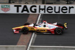 海外レース他 | 第103回インディ500デイ7:ポール獲得のパジェノーが勢いを持続。琢磨は最多周回を走行しセットアップを進める