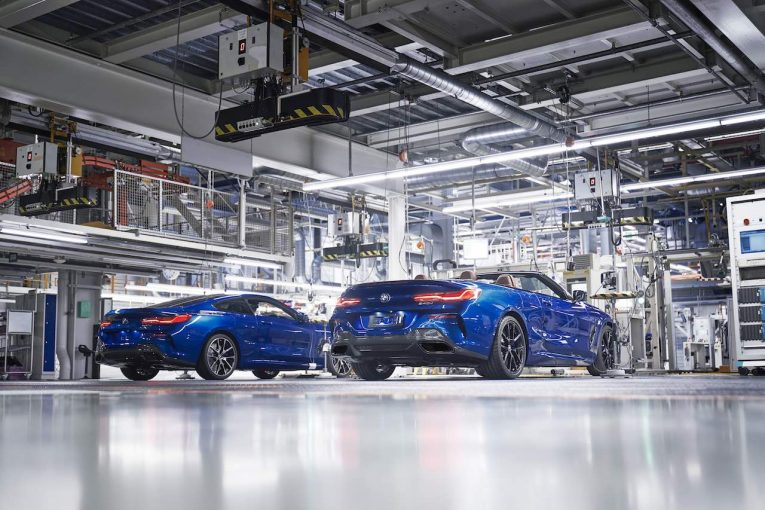 クルマ | 『BMW 8シリーズ』に新開発の可変シーケンシャル・ツインターボ・ディーゼルが登場