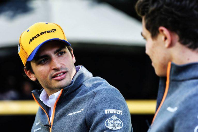 F1   マクラーレンF1、チームの士気を高めるふたりのドライバーに満足。「お互いが非常に高い競争力を発揮している」