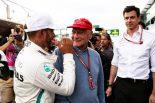 F1 | メルセデスF1、ラウダの死を悼み、スペシャルカラーのマシンでモナコを走行か