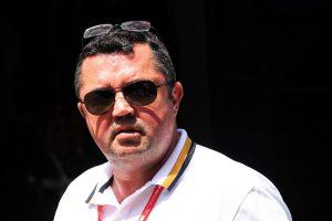 F1   【あなたは何しに?】マクラーレンF1離脱後、ひさしぶりにレース現場に姿を見せたエリック・ブーリエ