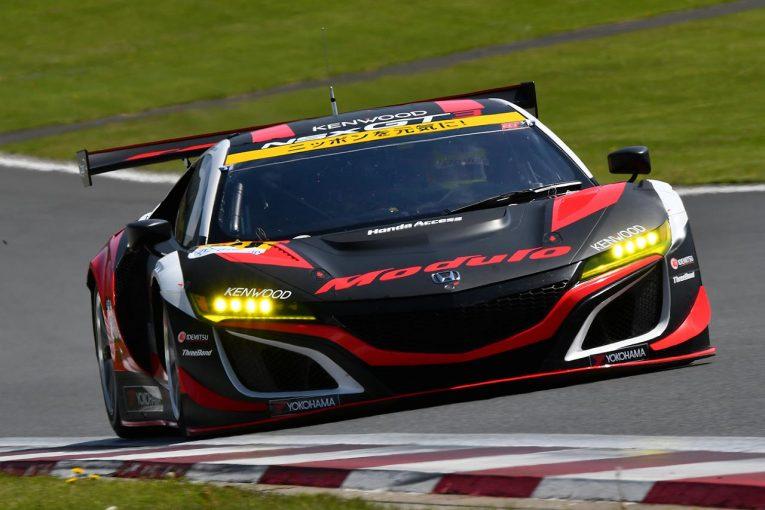 スーパーGT | 鈴鹿10時間:Modulo Drago CORSEが2年連続参戦へ。第3ドライバーに中嶋大祐を起用